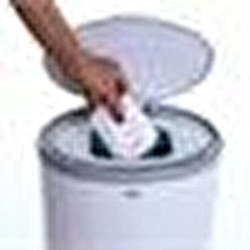 Bebek Bezi Çöp Kovası Sistemi