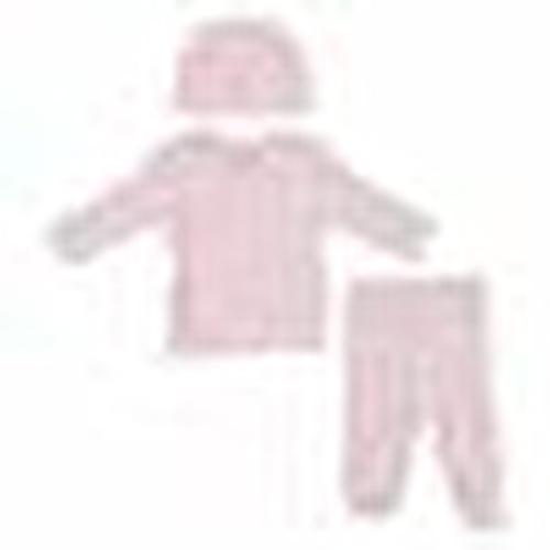 Baby Bodysuit Bottom Hat Set