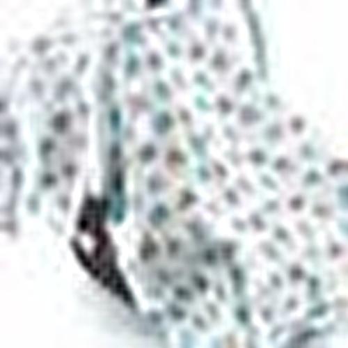 Infant Carrier Cover Elephant Patterned