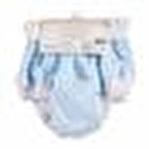 Baby Training Panty Blue White 2 pcs