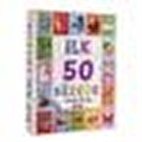 Baby Turkish Educational First 50 Words Flash Cards