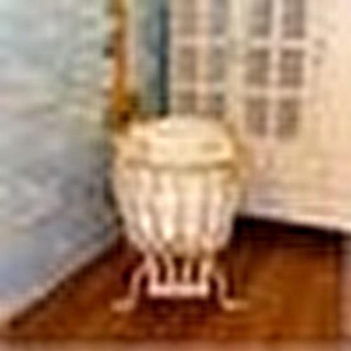 Natural Basket Cradle