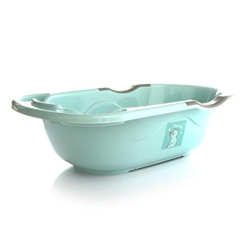 Ayaklı Banyo Seti Mavi 6 Parça