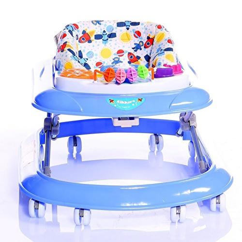 Kikkoro Speedy Baby Walker with Wheels