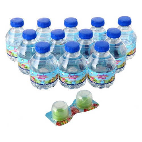 Natural Spring Water 200 ml x 12 Bottles