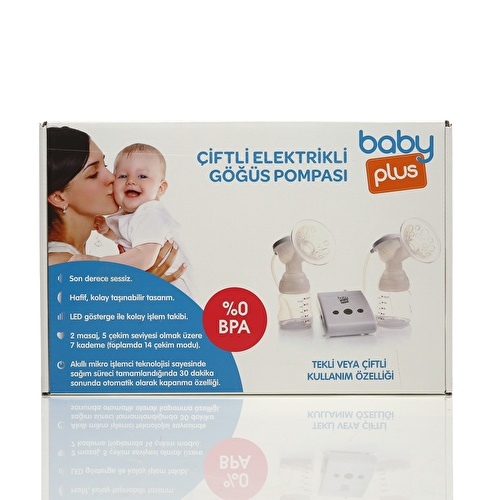 Electric Double Mother Milk Breast Pump
