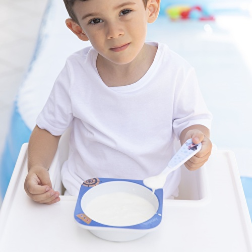 Cute Patterned Baby Bowl
