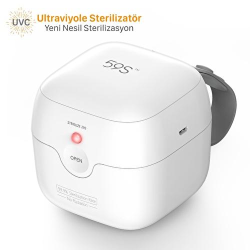 S6 Mini Pacifier UVC Sterilization Box