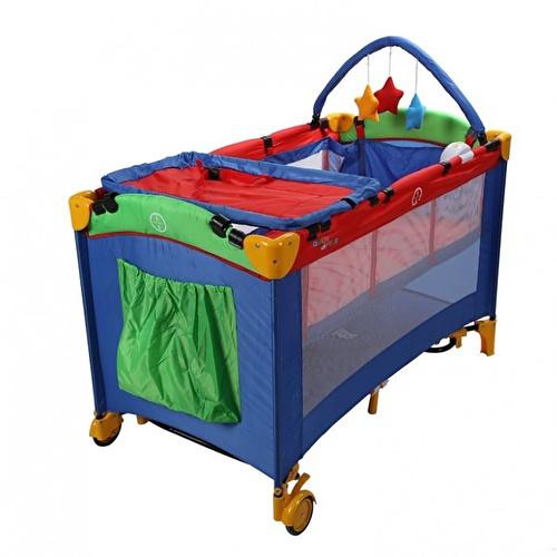Bebek Oyun Seyahat Katlanabilir Park Yatağı