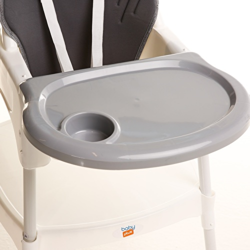Double Table Feeding High Chair