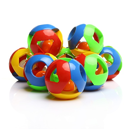 Rattle Rolling Toy
