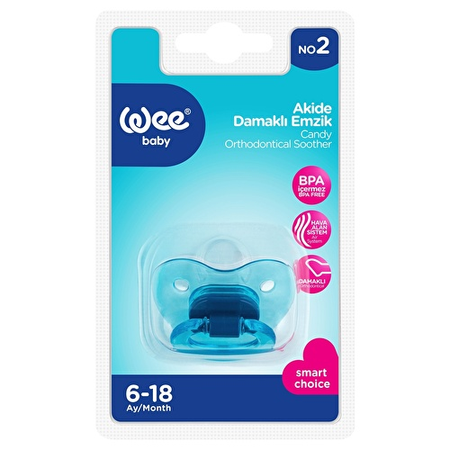 111 Candy Orthodontic Pacifier