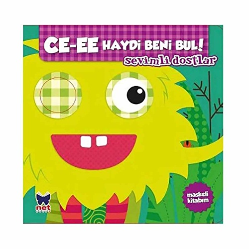 Turkish Cee Find Me Book