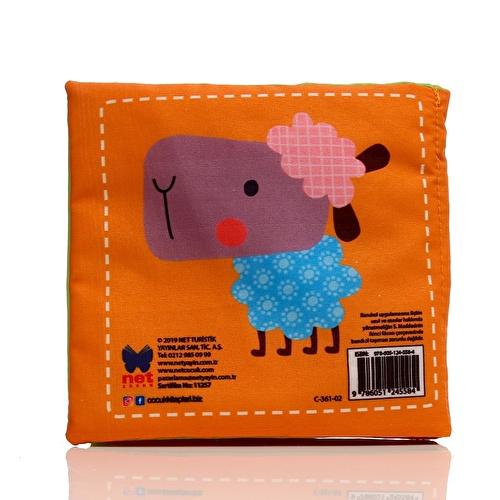 Fabric Books Ladybug For Babies and Kids