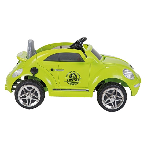 Turtle Battery-Powered Car 12 V Green