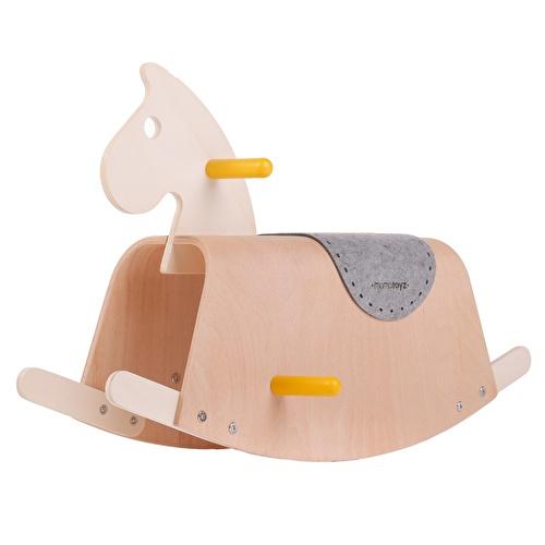 Wooden Rocker Horse Toy