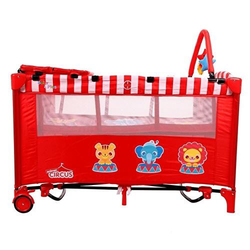 Park Portable Foldable Travel Cot Bed