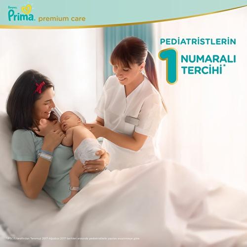 Bebek Bezi Premium Care 3 Beden Midi Aylık Fırsat Paketi 6- 10 kg 144 Adet