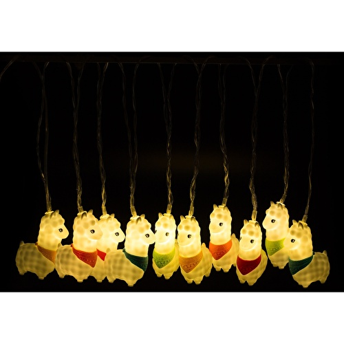 Alpacas String Night Light