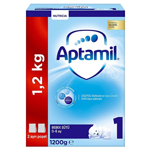 Aptamil 1 Baby Milk 1200 gr