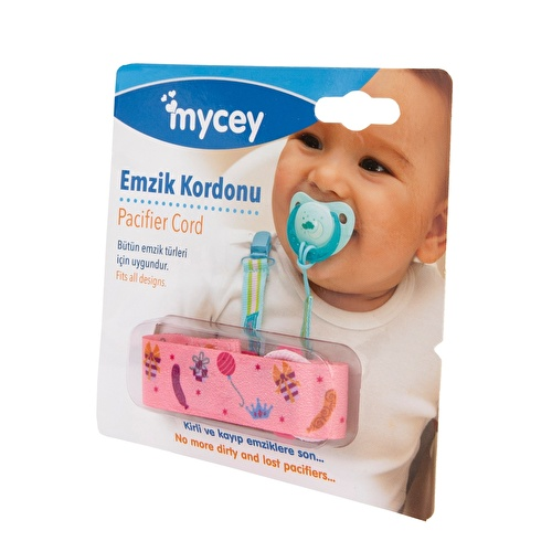Party Time Pacifier Sling- Hanger