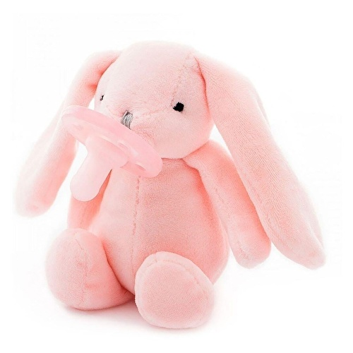 Sleeping Friend Pink Rabbit