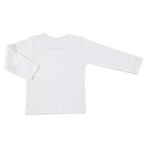 Bebek Balıkçı Yaka Uzun Kollu Sweatshirt