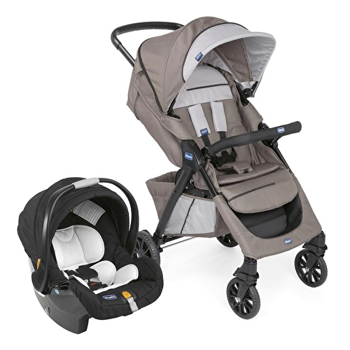 Duo Kwik One Travel System Baby Stroller