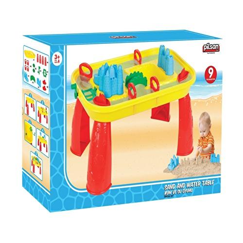 Kum ve Su Oyunu