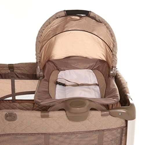 Valley Travel Cot Bed 70x110 cm