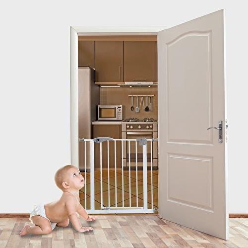 Otomatik Kapanan Bebek Güvenlik Kapısı