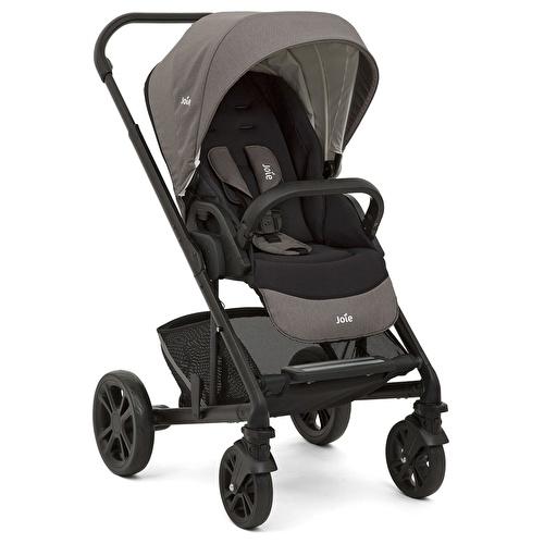 Chrome Baby Stroller