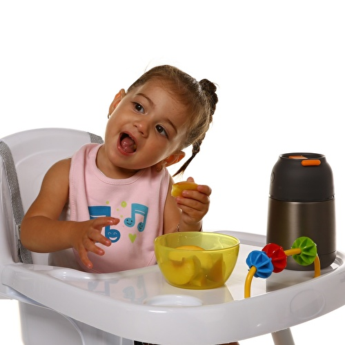 Fun Printed Patterned Baby Apron/Bib 2 pcs