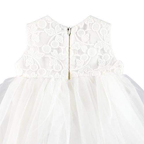 Kız Bebek Mevlüt Elbise Ve Dantel Bolero 2Li Takım