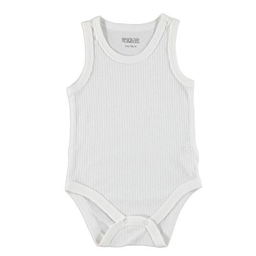 Bebek Viskon Karışımlı Yumuşak Atlet Body