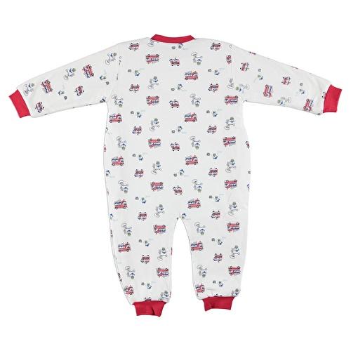 Firefighters Baby Sleepsuit Romper