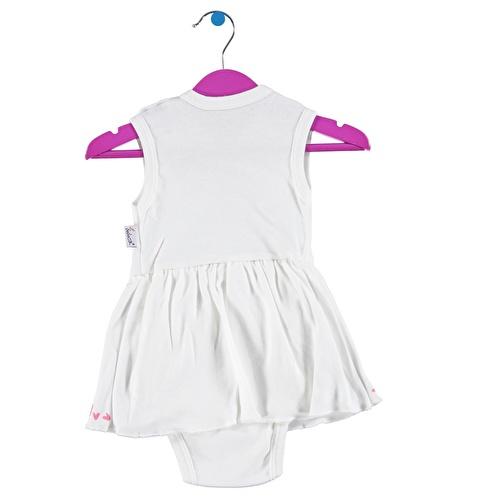 Kız Bebek Gökkuşağı Elbise Body