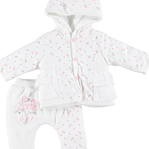 Kız Bebek Yenice Welsoftlu 2li Takım