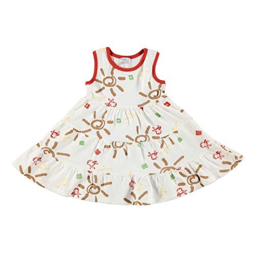 Bebek Soleil Tema Elbise