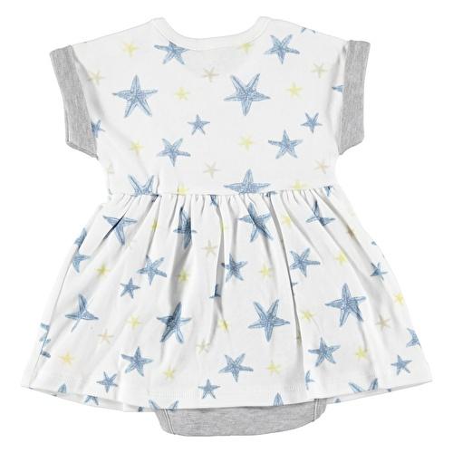StarFish Baby Girl Dress Bodysuit