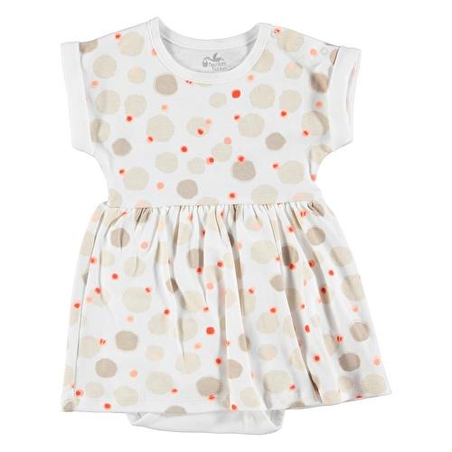 Mediterranean Spirit Baby Girl Dress Bodysuit