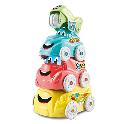 Baby Colored Vehicles