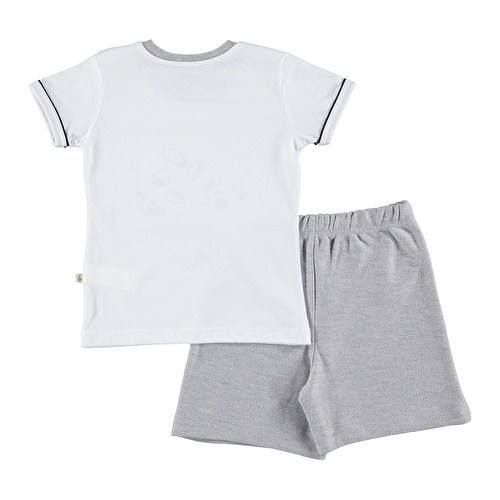 Baby Boy CalimeroPolo Neck Suprem Tshirt Short