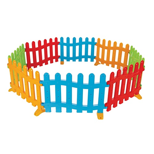 Colorful Activity Play Zone Gates