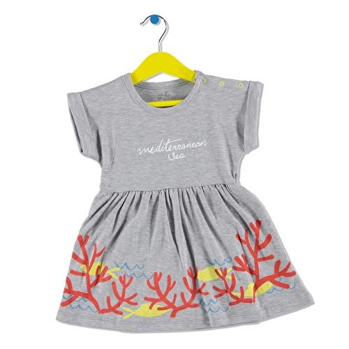 Fun Summer Baby Girl Dress Bodysuit