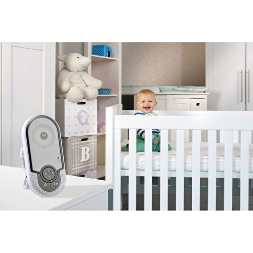 MBP16 Dect Audio Baby Monitor