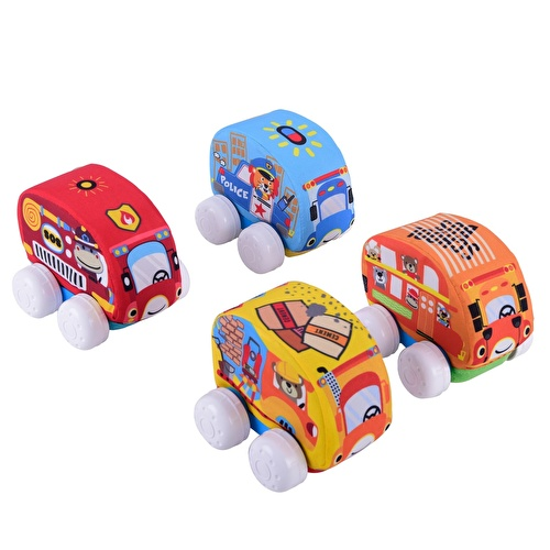 Cute Plush Toy Car 1 pcs