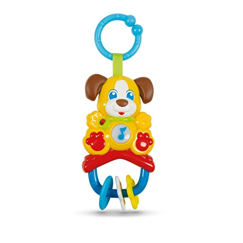 Puppy Electronic Rattle