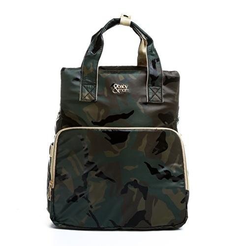 Multipurpose Camouflage Backpack Bag