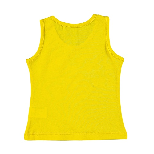 Kız Bebek Basic Atlet T-Shirt